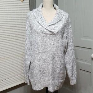 Relativity Collared Sweater